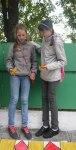 Настя Зайцева и Алина Солдатенкова